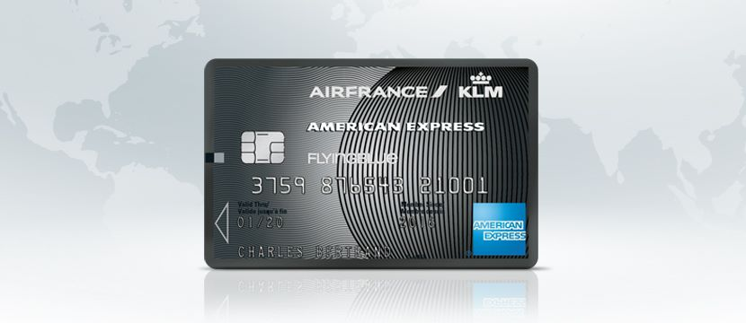 Carte American Express Bci.Carte Air France Klm American Express Platinum Bci